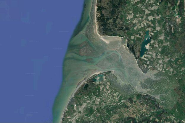 La Baie de Somme, où s'est déroulé le drame.