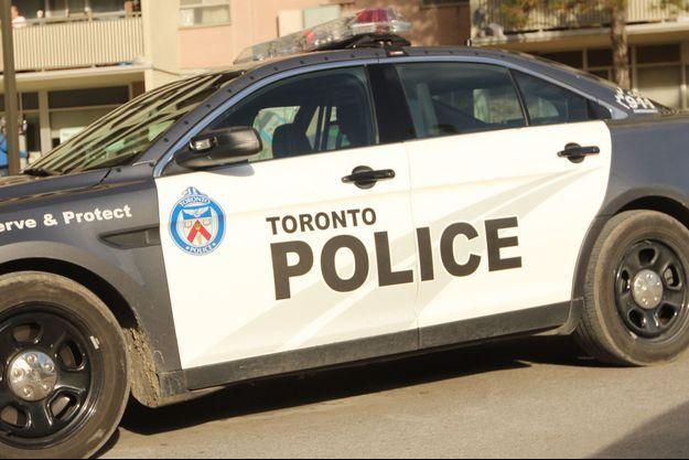 Police de Toronto.