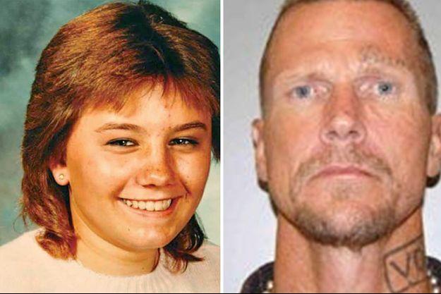 Tina Faelz et son meurtrier Steven Carlson