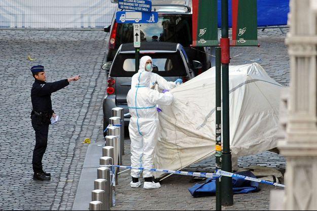 La fusillade du Musée juif de Bruxelles a fait trois morts et un blessé grave.