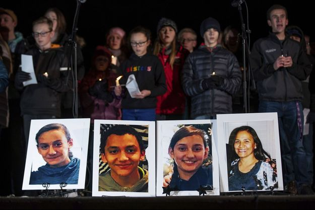 Consuelo Alejandra Haynie et ses trois enfants, tué par CJ Haynie.