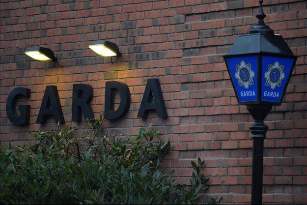 La police irlandaise. Image d'illustration.