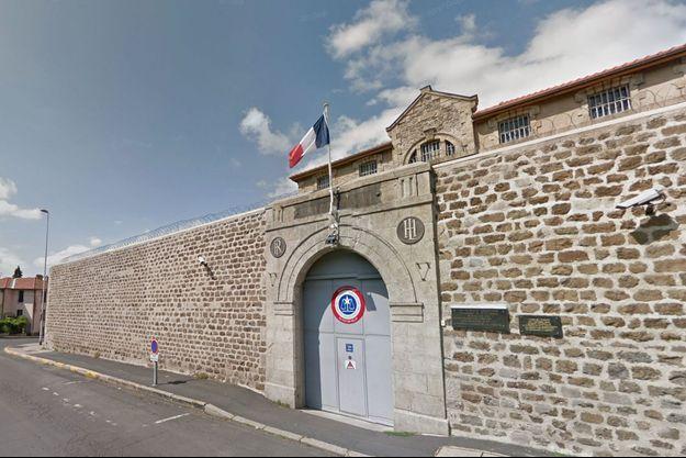 Devant la maison d'arrêt du Puy-en-Velay (photo d'illustration)