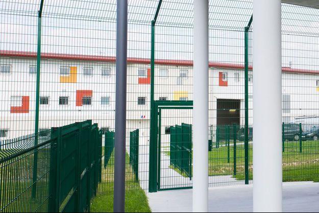 Vue du centre pénitentiaire de Vendin-le-Vieil, ici en 2015.