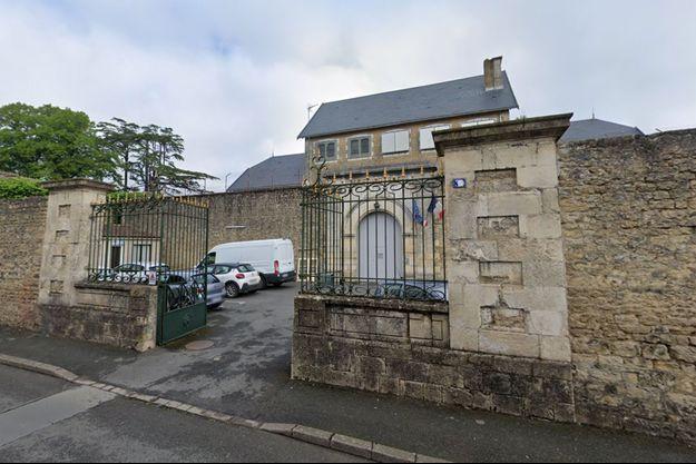Maison d'arrêt de Fontenay-le-Comte.