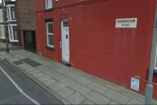 Manningham Road, à Liverpool.