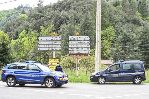 Le drame s'est produit dans le petit village cévenol des Plantiers (Gard)