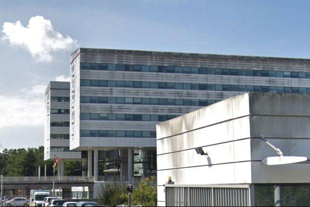 Hôpital François Quesnay à Mantes-la-Jolie.