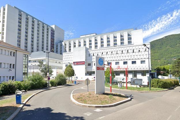 CHU de Grenoble.