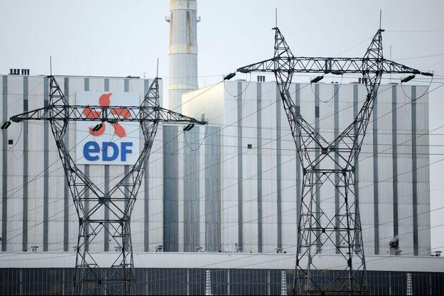 La centrale de Blénod-lès-Pont-à-Mousson ici photographiée en mars 2013.