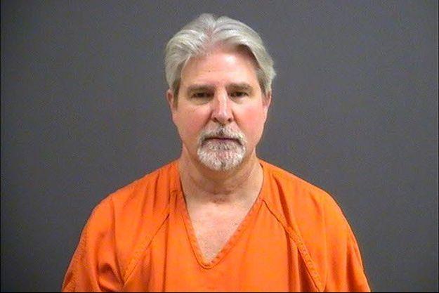Christopher R. Gattis, accusé d'avoir tué sa famille.