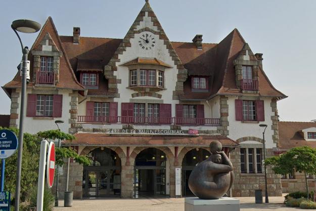 Gare de La Baule (image d'illustration).