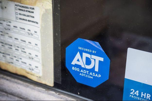 Le suspect travaillait pour l'entreprise ADT. Image d'illustration.