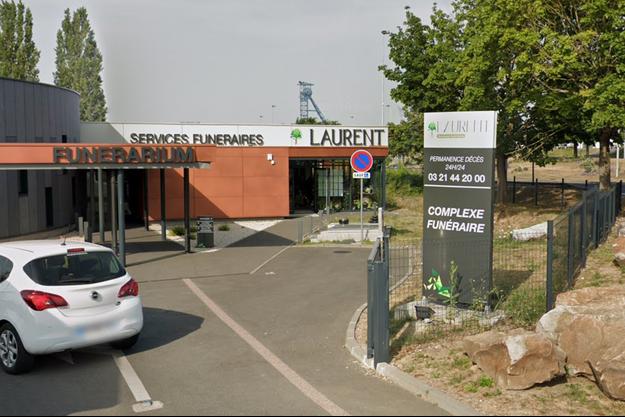 Services funéraires Laurent, à Liévin.