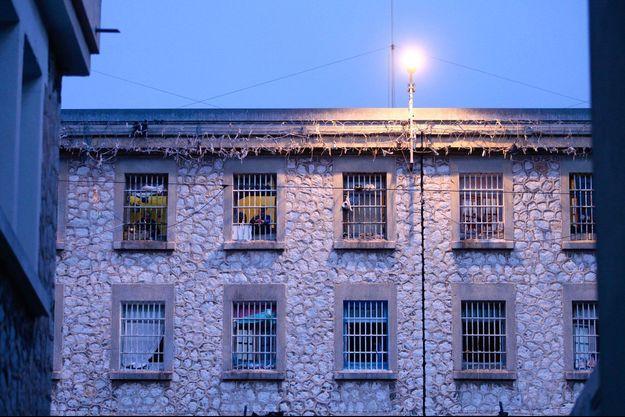 La prison des Baumettes, en janvier 2013.