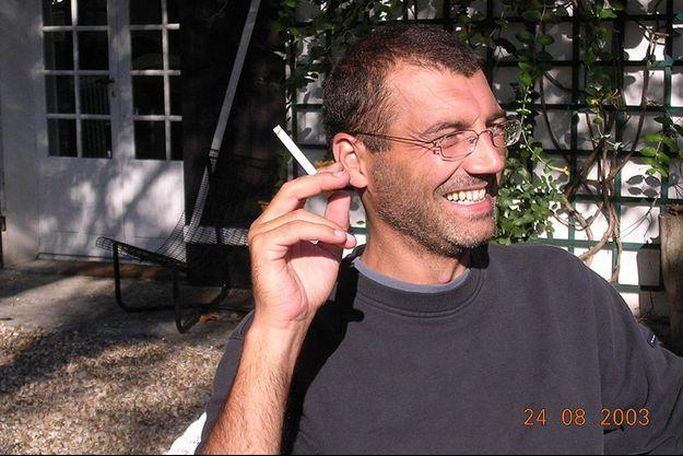 Xavier Dupont de Ligonnès en 2003.