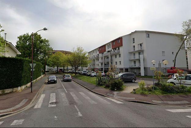 A Mérignac, près de là où a été retrouvé le trésor (photo d'illustration).