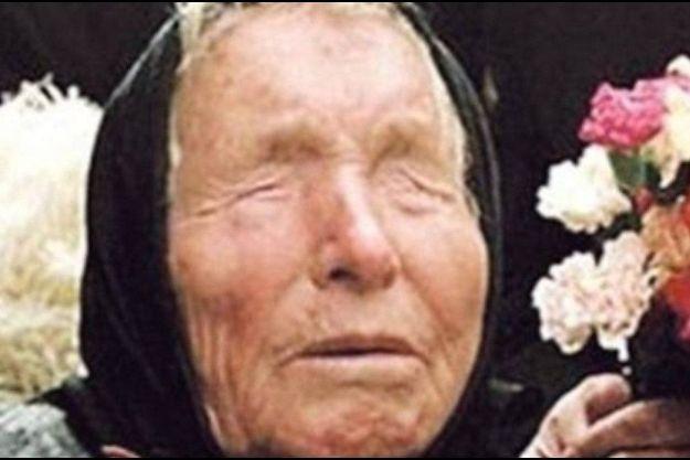 Baba Vanga à la fin de sa vie