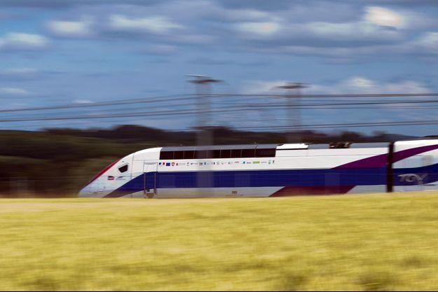 Illustration d'un train.