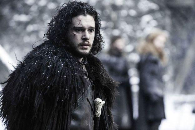 """Le personnage de Jon Snow dans """"Game of Thrones""""."""