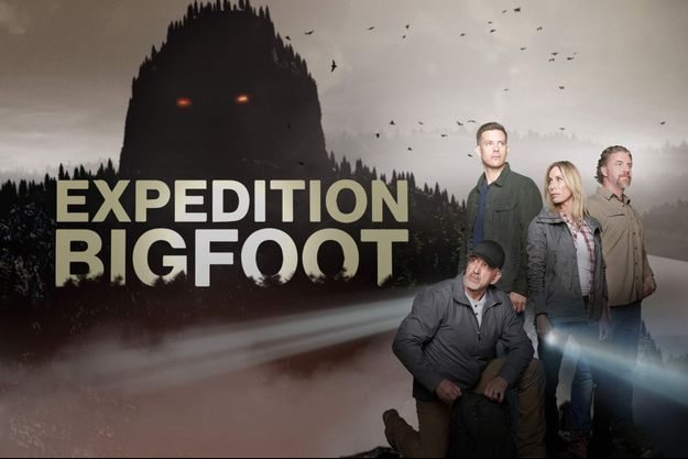 L'équipe d'Exploration Bigfoot