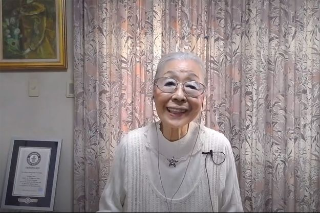 Gamer Grandma.