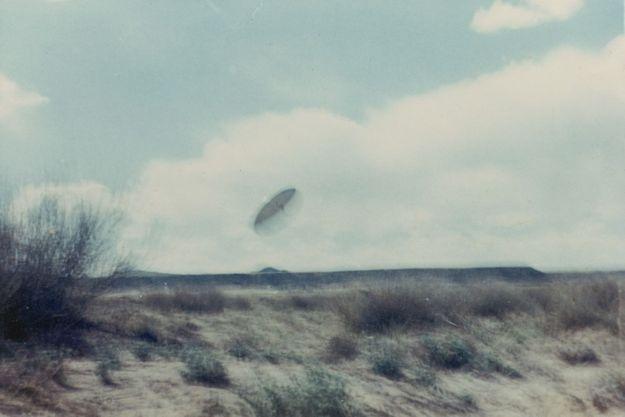 L'OVNI de Paul Villa à Albuquerque, au Nouveau-M.exique