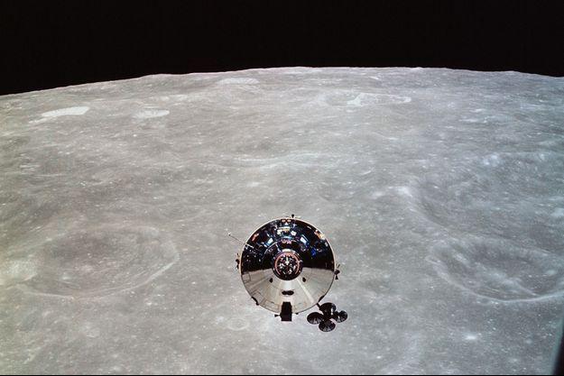 Le module d'Apollo X surnommé « Snoopy »