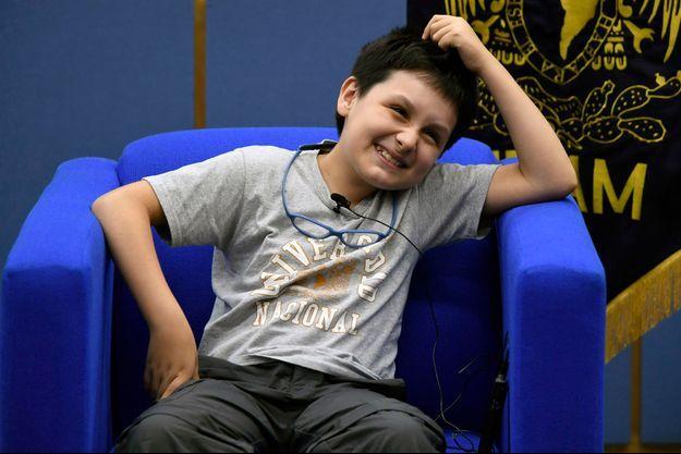 Carlos Antonio Santamaria est devenu une célébrité au Mexique.