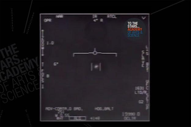 Capture d'écran d'une vidéo du Pentagone.