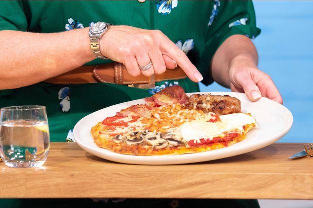 Manger des pizzas en regardant Netflix, un job de rêve à déconseiller aux personnes au régime.