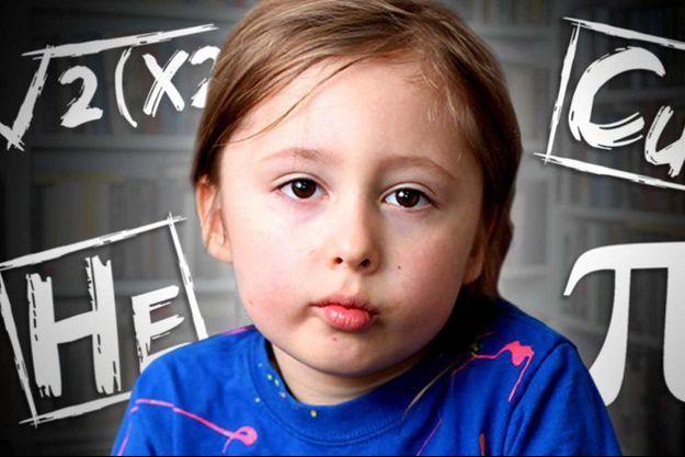 Ramses Sanguino, 5 ans, autiste et télépathe.