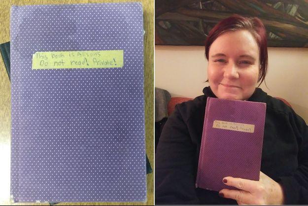 37 ans plus tard, Alison Jenkins tient enfin le journal intime de son enfance.