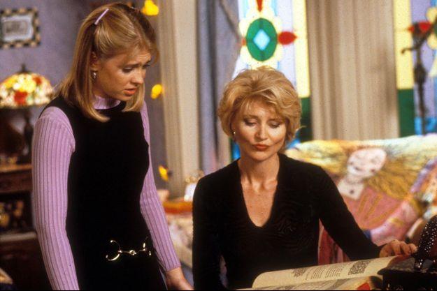 """L'Américaine n'aurait pas rendu le film """"Sabrina l'apprentie sorcière"""" loué en 1999."""