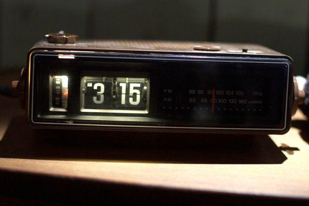 Radio-réveil (photo d'illustration)