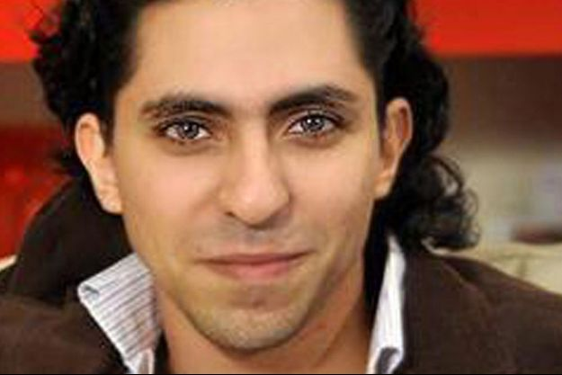 Raif Badawi, le jeune blogueur condamné en Arabie saoudite pour «insulte envers l'islam».
