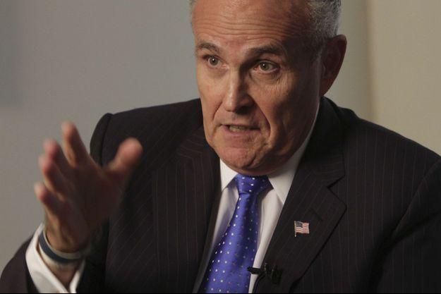 Rudolph Giuliani 2011