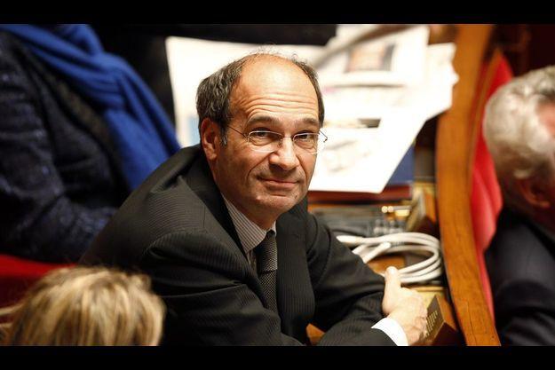 L'ex-ministre Eric Woerth, redevenu député de l'Oise, est à nouveau protégé par son immunité parlementaire.