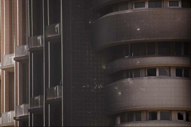 La façade de l'hôtel Splendid.