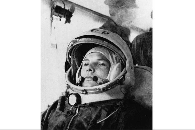 Youri Gagarine, en 1961.