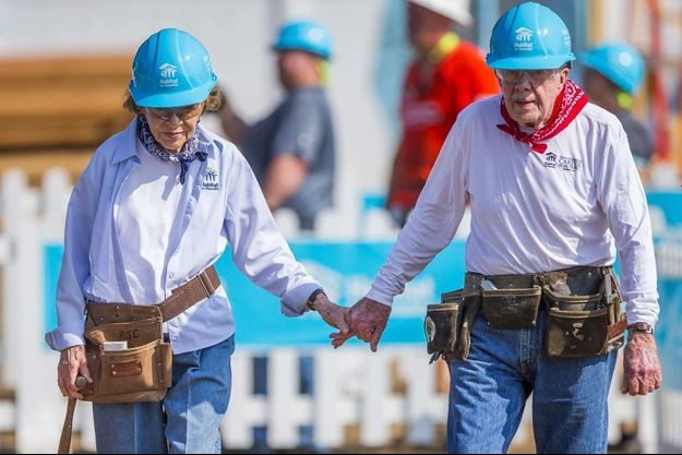 Rosalynn Carter, Jimmy Carter