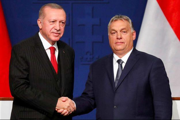 Recep Tayyip Erdogan, Viktor Orban