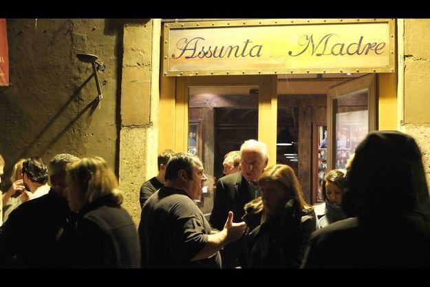 Le restaurant «Assunta Madre» à Rome.