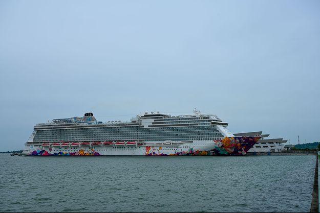 Le Dream Cruises.