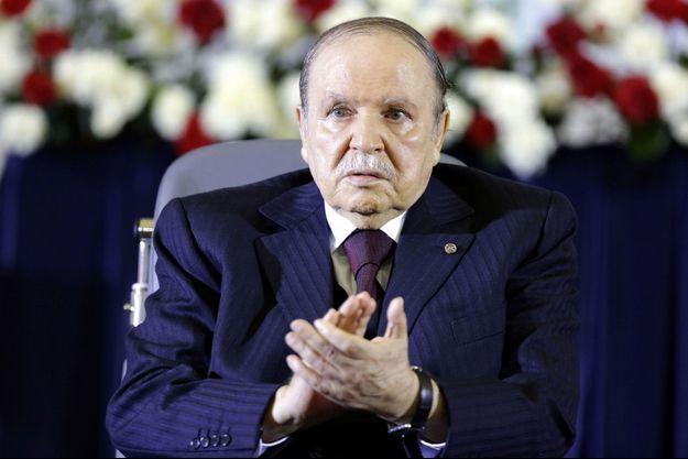 Abdelaziz Bouteflika en 2014.