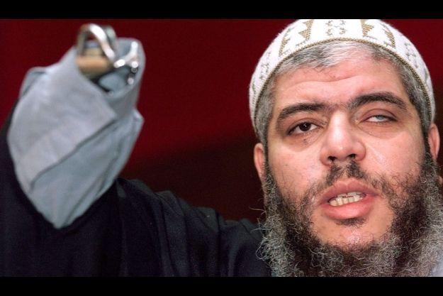 Abou Hamza en 1999