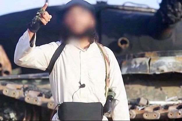 Abou Oussama al-Masri, le chef du groupe terroriste Province du Sinaï