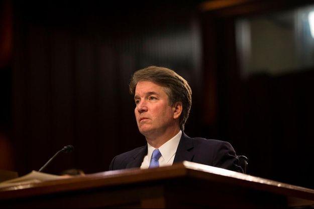 Brett Kavanaugh au Sénat, le 6 septembre 2018.