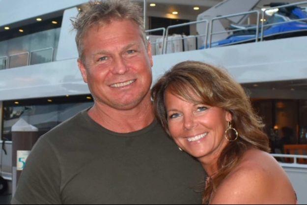 Barry et Suzanne Morphew, sur une image fournie par la famille.