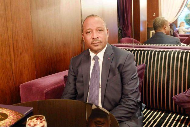 Hassoumi Massaoudou répond à la polémique sur le président de l'Assemblée nationale, Hama Amadou.